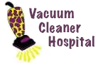 Vacuum Cleaner Hospital Logo